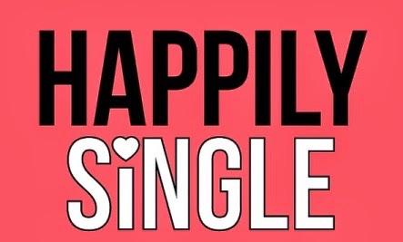 Happy single girl quotes